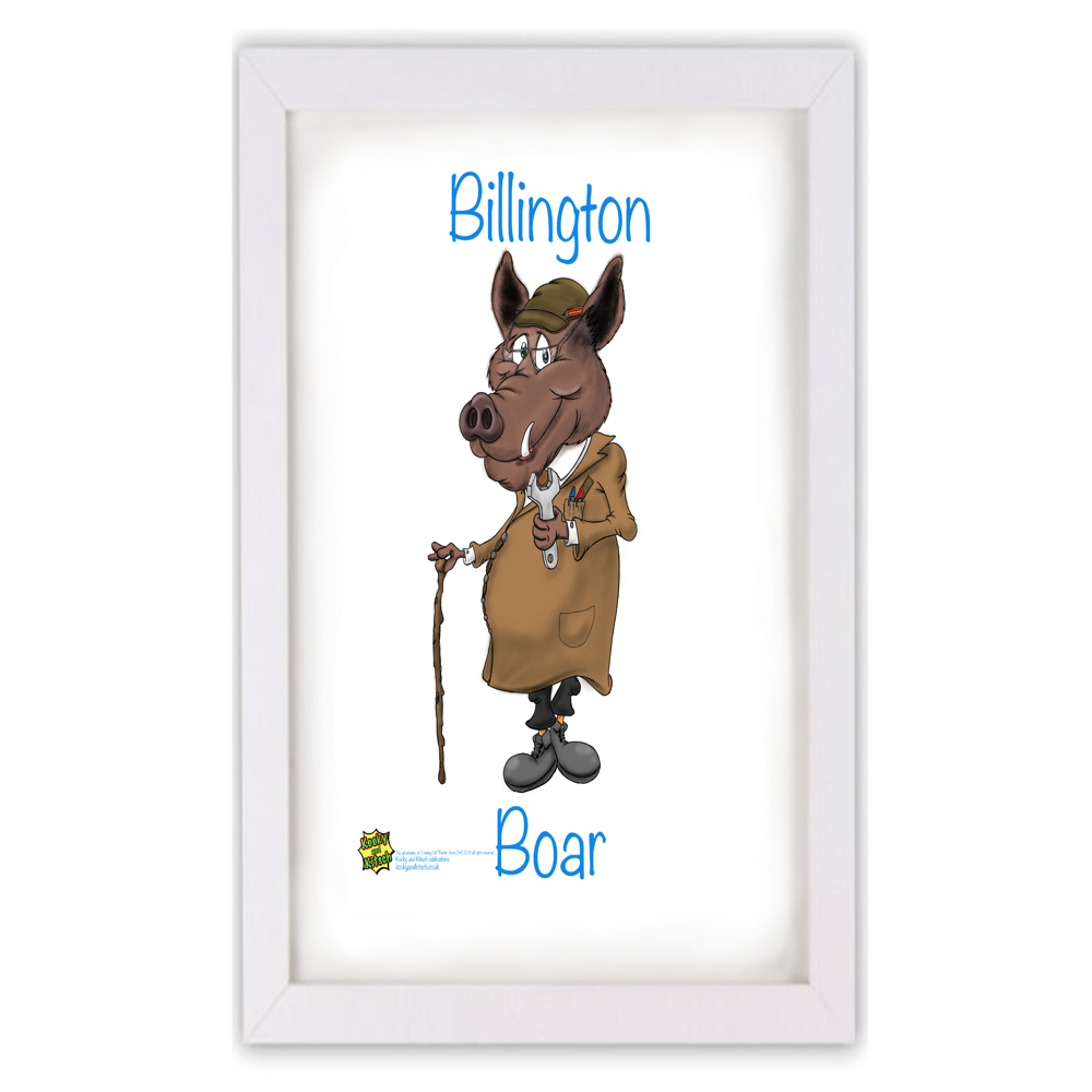 billington boar frame(1)