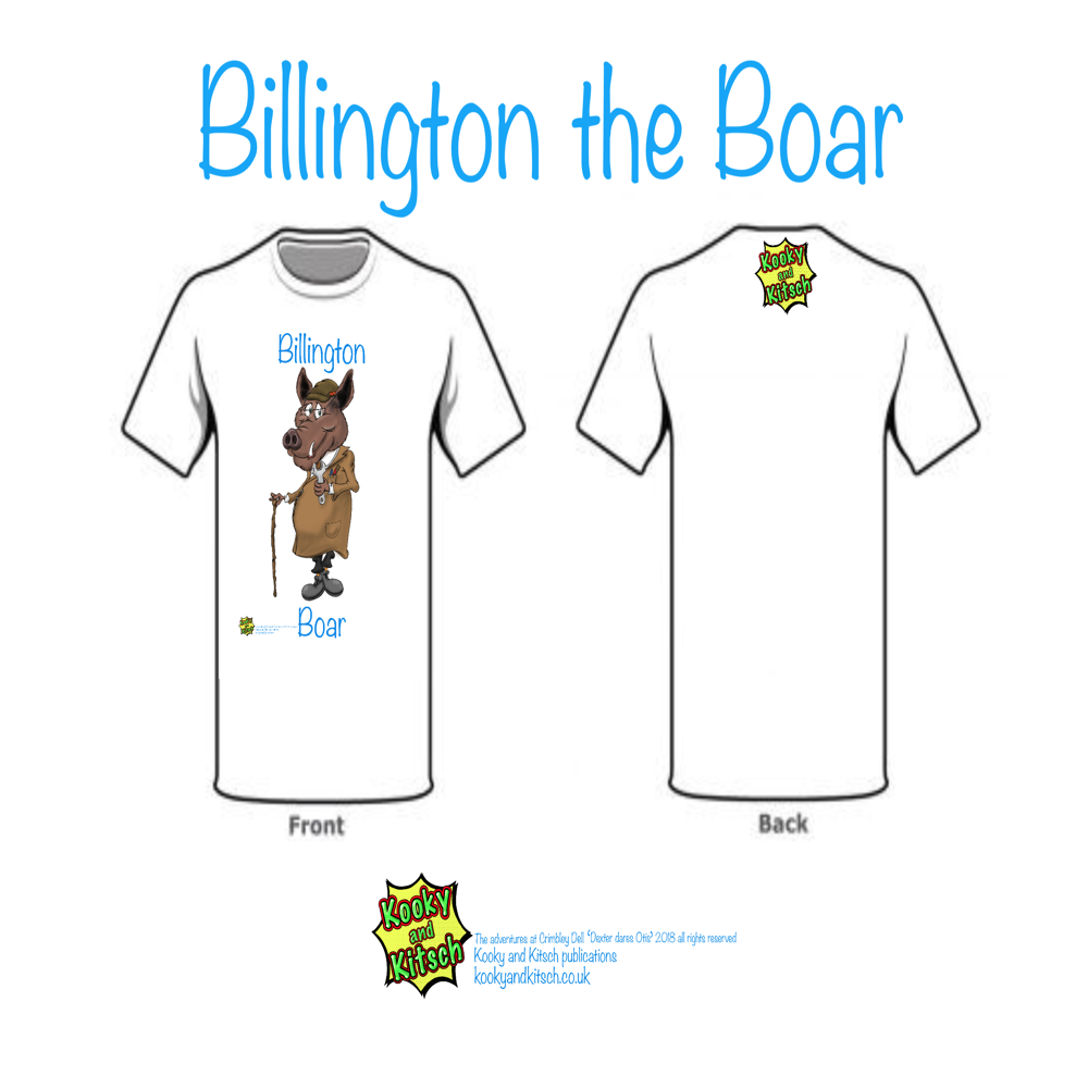billington t-shirt
