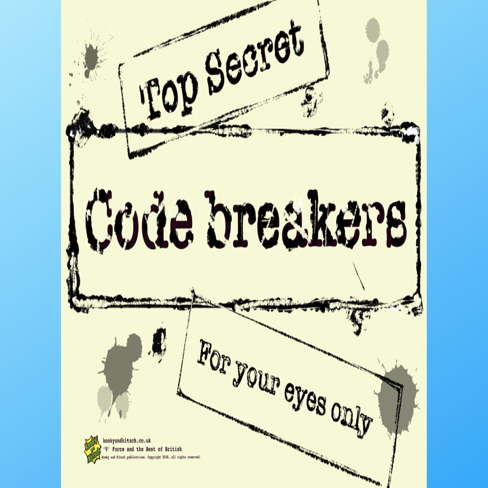canva codebreakers home code