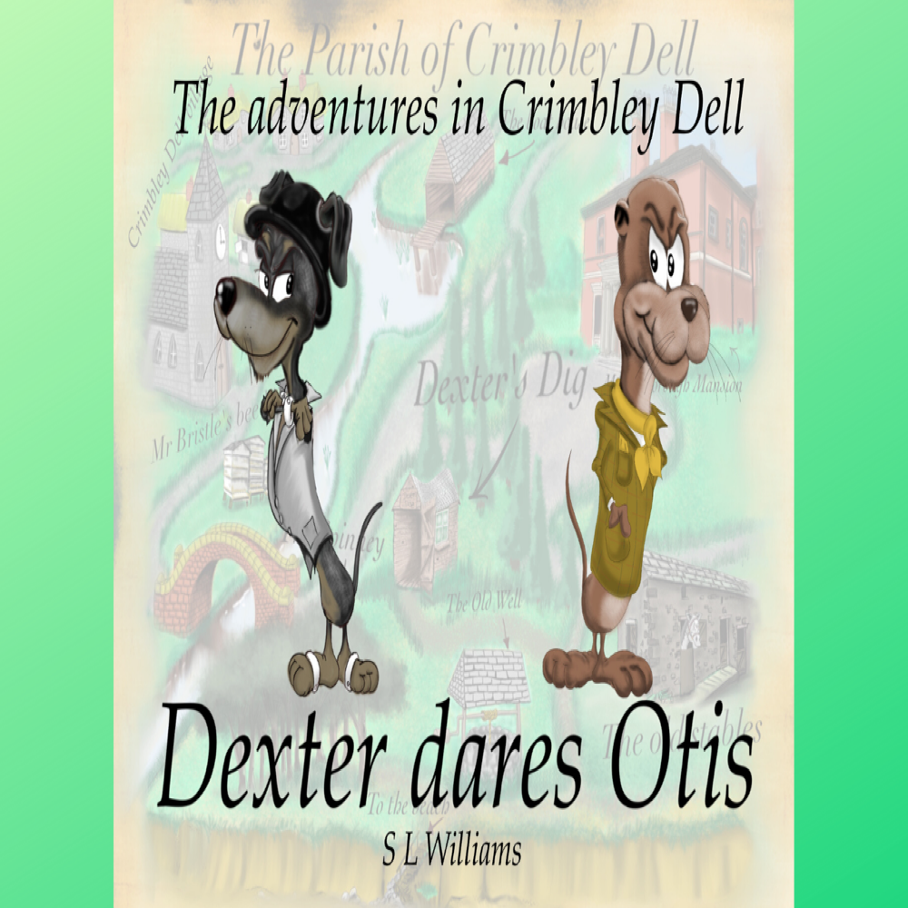 crimbley dell book title canva
