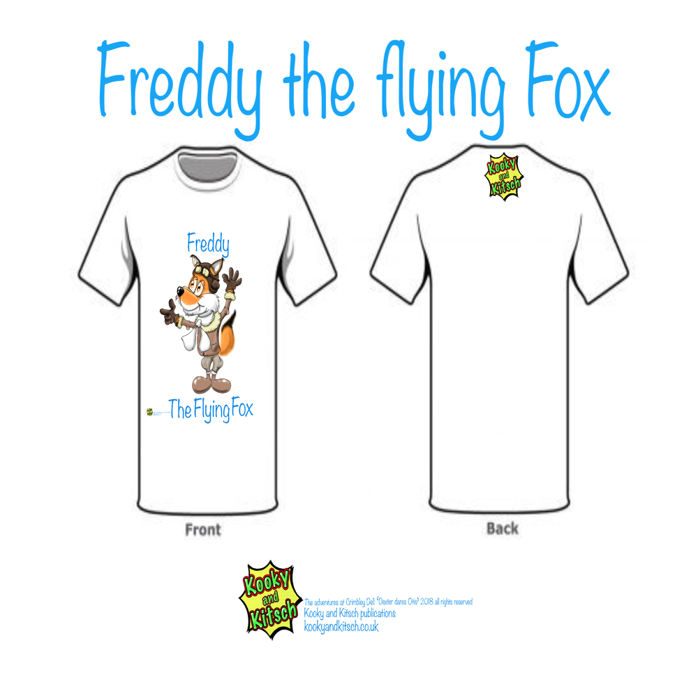 freddy fox t-shirt