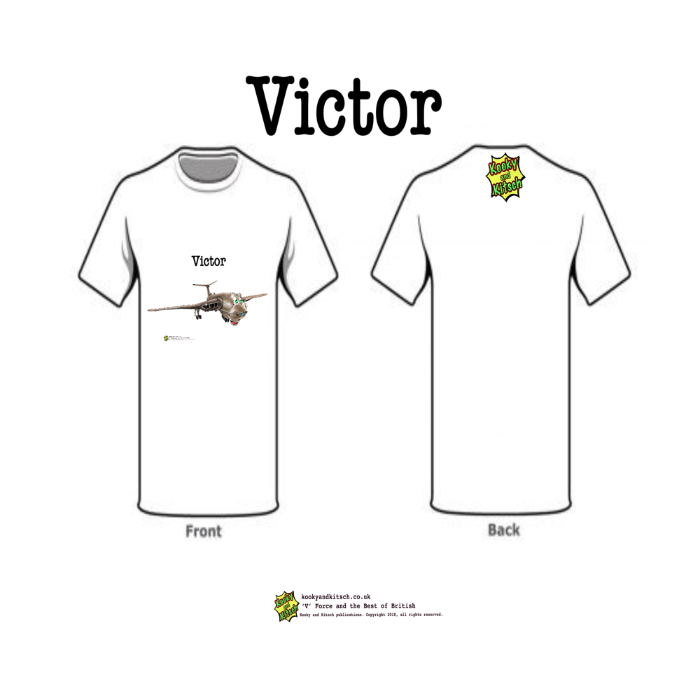 victor t shirt
